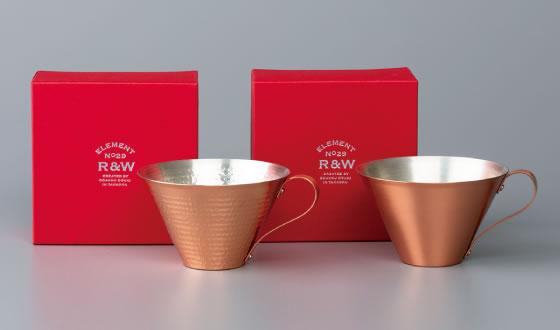 R&W ICE COFFEE CUP 鎚目・マット